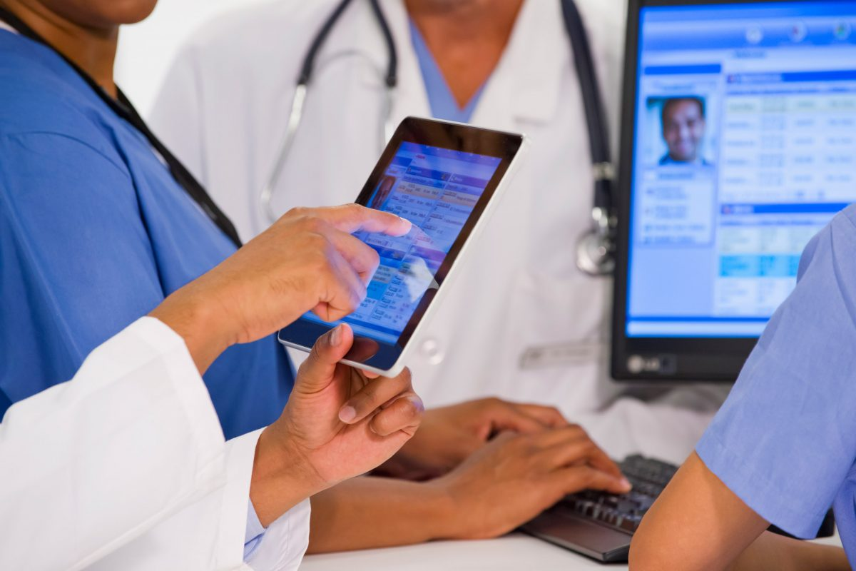 Healthcare Service with Unified Communications
